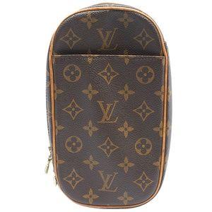 Louis Vuitton Gange Monogram Bag (143720)